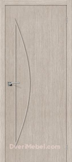 Межкомнатная дверь 3D-graf Мастер-5 3D Cappuccino