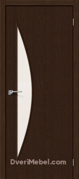 Межкомнатная дверь 3D-graf Мастер-6 3D Wenge