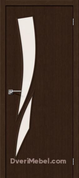 Межкомнатная дверь 3D-graf Мастер-10 3D Wenge