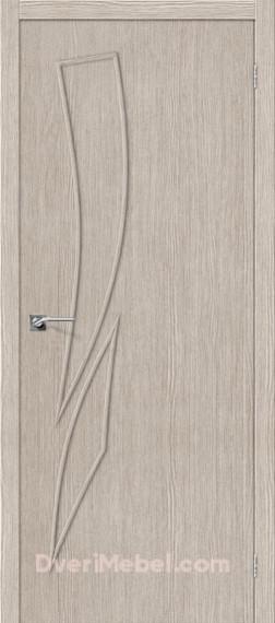 Межкомнатная дверь Финиш Флекс Мастер-9 3D Cappuccino