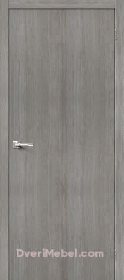Межкомнатная дверь 3D-graf Тренд-0 3D Grey