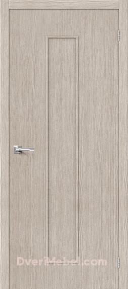 Межкомнатная дверь Финиш Флекс Тренд-13 3D Cappuccino