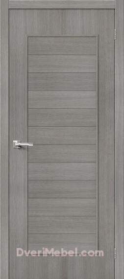 Межкомнатная дверь 3D-graf Тренд-21 3D Grey