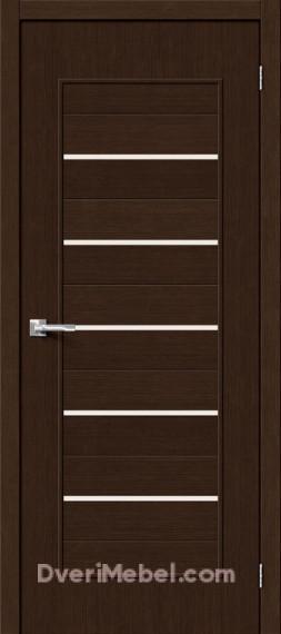 Межкомнатная дверь 3D-graf Тренд-22 3D Wenge