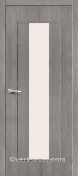Межкомнатная дверь 3D-graf Тренд-25 3D Grey