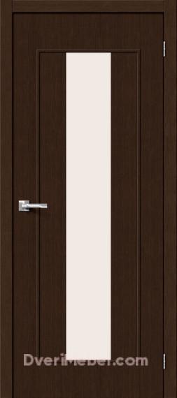 Межкомнатная дверь 3D-graf Тренд-25 3D Wenge