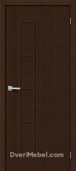Межкомнатная дверь 3D-graf Тренд-3 3D Wenge