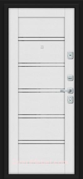 Стальная дверь Porta M 8.Л28 White Stark/Virgin