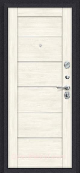 Стальная дверь Porta S 4.Л22 Graphite Pro/Nordic Oak