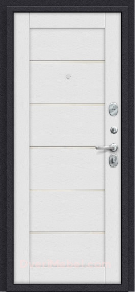 Стальная дверь Porta S 4.Л22 Graphite Pro/Virgin