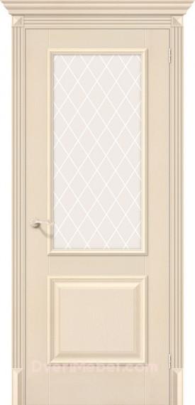 Межкомнатная дверь Классико-13 Ivory