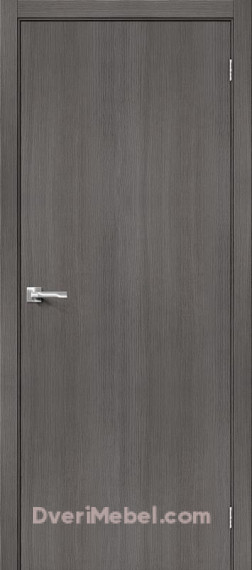 Межкомнатная дверь Тренд-0 Grey Veralinga