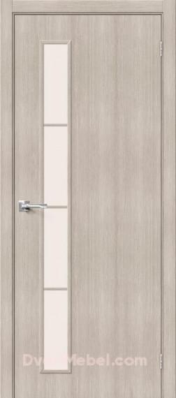 Межкомнатная дверь Тренд-4 Cappuccino Veralinga
