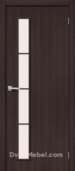 Межкомнатная дверь Тренд-4 Wenge Veralinga