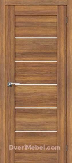 Межкомнатная дверь с экошпоном Порта-22 Golden Reef