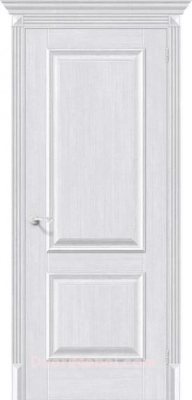 Межкомнатная дверь Классико-12 Milk Oak