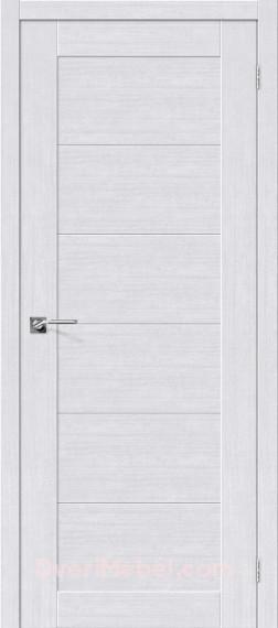 Межкомнатная дверь Легно-21 Milk Oak