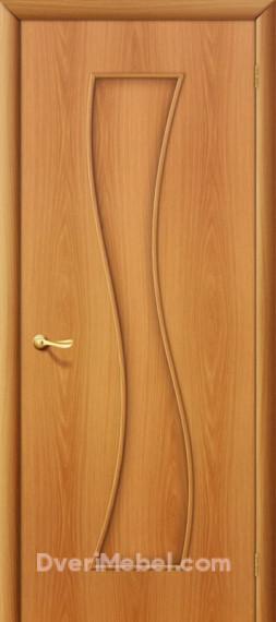 Межкомнатная ламинированная дверь 11Г миланский орех
