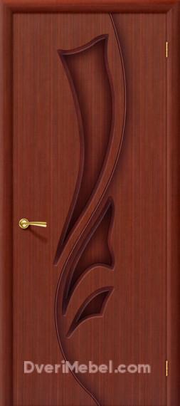Межкомнатная шпонированная глухая дверь Эксклюзив Макоре